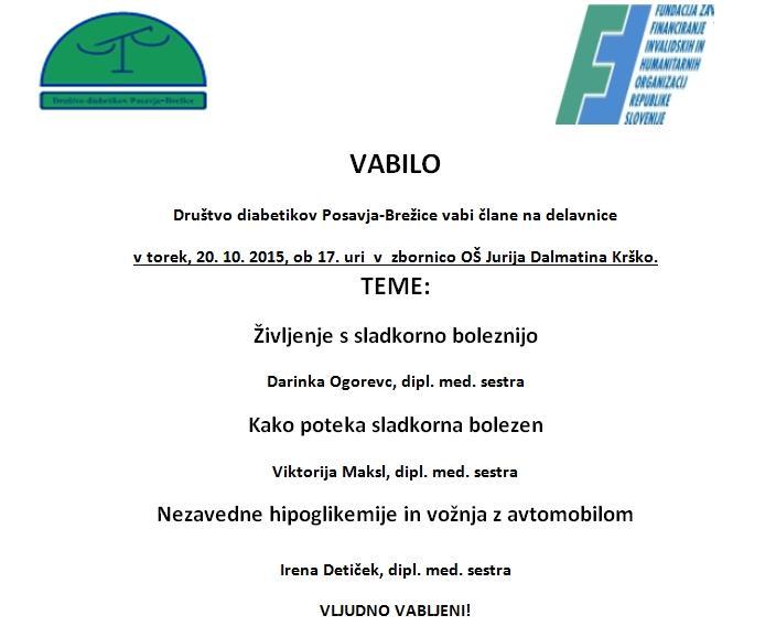 VABILO KRŠKO